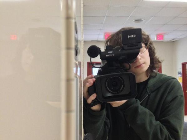 If you take Television, you'll get plenty of experience both in front of and behind the camera.