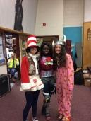 Emma Schreier, Amika Smart, and Molly Schreier