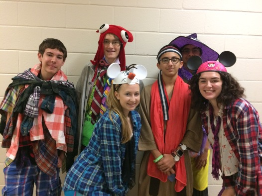 Logan Kinney, Alex Holtz, Natalie Raley, Akash Chauhan, Hershal Rami, and Paige Goldscher