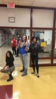 Tiger Johnson, Kayla Hendershot, Raven Howard